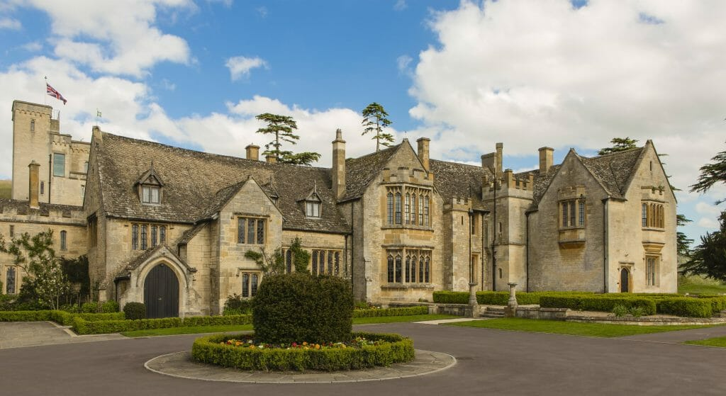 One of the most child-friendly hotels in the Cotswolds