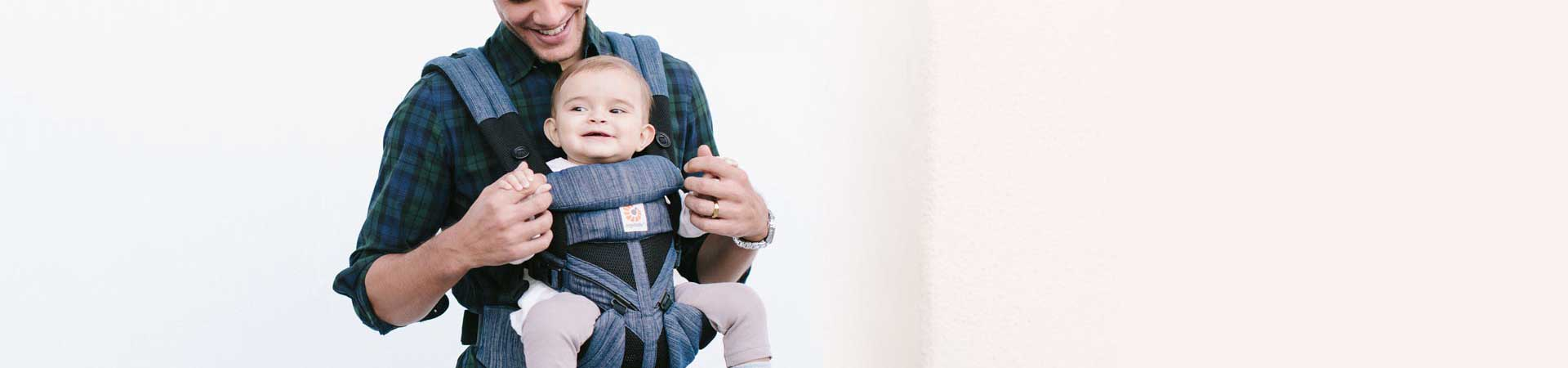 Cool Air Mesh Collection Baby Carriers